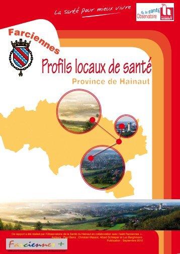 Farciennes - La Province de Hainaut