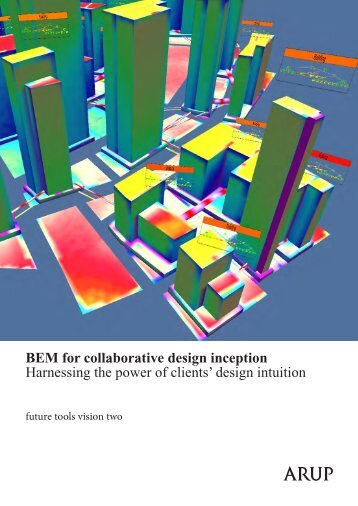 design intuition - Arup Foresight