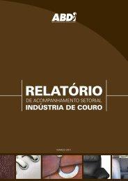 Relatório de Acompanhamento Setorial - Sistema Moda Brasil