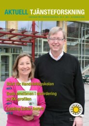 Nr 57, 2009 - Karlstads universitet