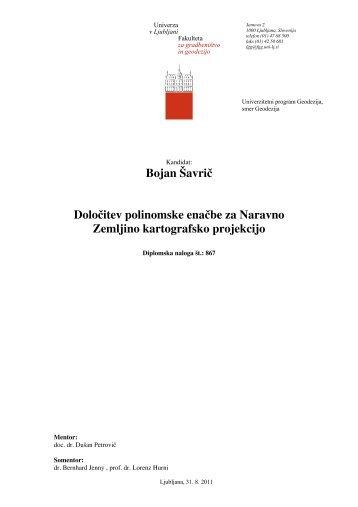 Prenos (8Mb) - Univerza v Ljubljani