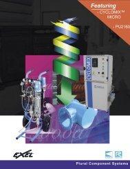 cyclomix™ micro - Finishing Consultants