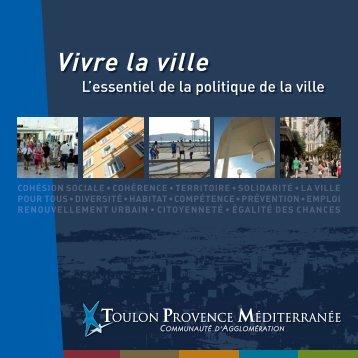 L'essentiel de la politique de la ville - Communauté d'Agglomération ...