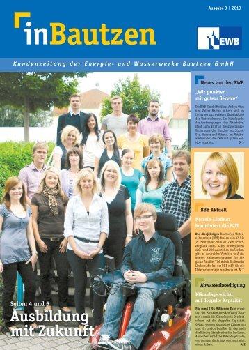 Kundenzeitung 3-2010 - Beteiligungs- und Betriebsgesellschaft ...