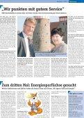 Kundenzeitung 3-2010 - Beteiligungs- und Betriebsgesellschaft ... - Seite 3