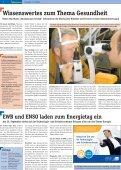 Kundenzeitung 3-2010 - Beteiligungs- und Betriebsgesellschaft ... - Seite 6