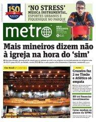 'NO STRESS' - Metro