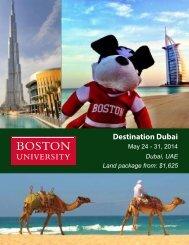 brochure - Alumni World Travel