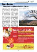 Eisvogel - 3. Jahrgang, Ausgabe 15, November-Dezember 2008 - Page 3