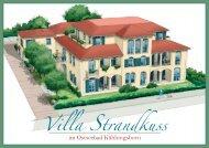 Villa Strandkuss - Immobilien am Meer