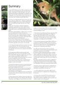 State of Britain's Mammals 2005 - People's Trust for Endangered ... - Page 2