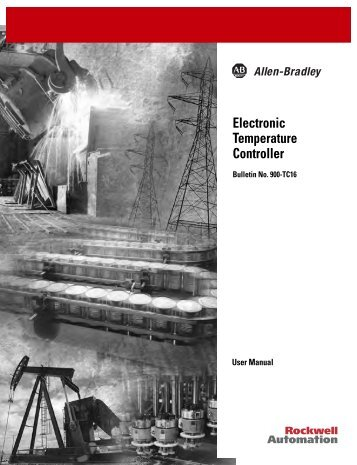 Electronic Temperature Controller - Staveb AG