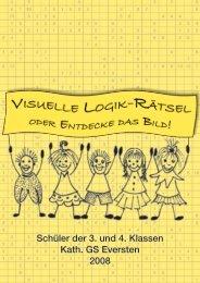 1 R ¨atsel f ¨ur Einsteiger - Kath. Grundschule Eversten