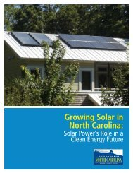 Download Report (PDF) - Environment North Carolina