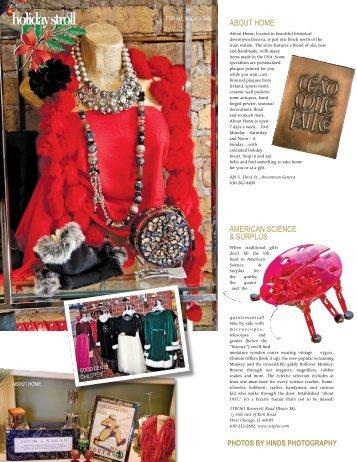 holiday stroll - Kane County Magazine