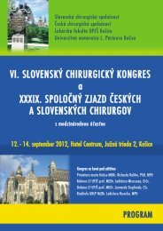Program na stiahnutie (pdf) - Progress - Eu.sk