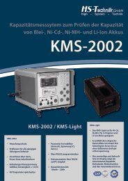 KMS-2002 - HS-Technik