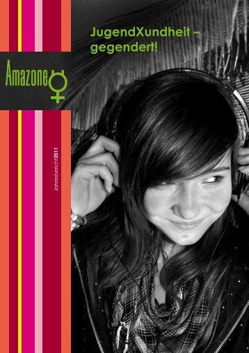 Jahresbericht 2011 - in der Amazone