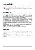 Ariva_250Combo_manual_CZ_v3.pdf ( velikost : 10 ... - TVdigitalne.cz - Page 2
