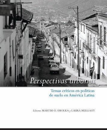 Untitled - Instituto de Estudios Urbanos