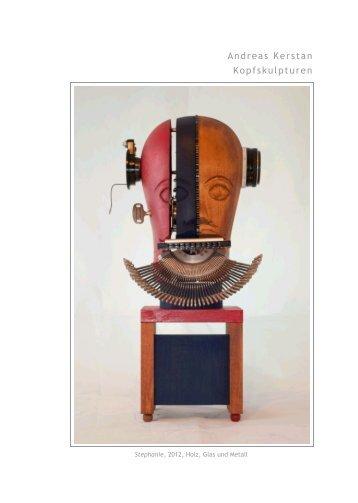 Broschüre Kopfskulpturen - Contemporary Fine Arts | Galerie ...