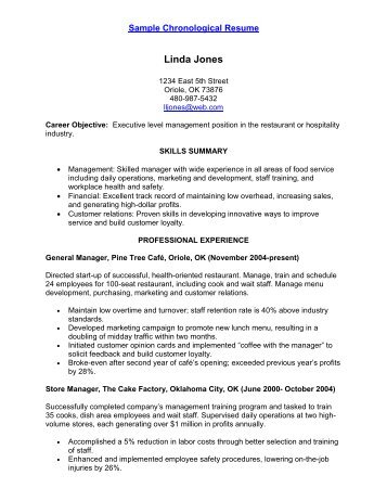 resume aarp