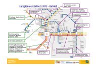 Euregionales Zielnetz 2015 - Betrieb - knowlinx