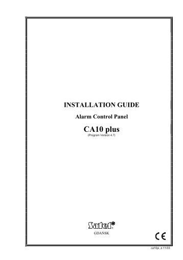das nx 16 installation manual