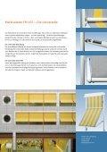 und Fassadenmarkisen Kreative Gestaltung mit textilem Sonnenschutz - Seite 5