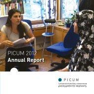 PICUM 2012 Annual Report