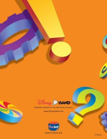 Idea Book - Disney