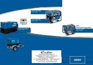 Geko Stromerzeuger - Endler Industriebedarf