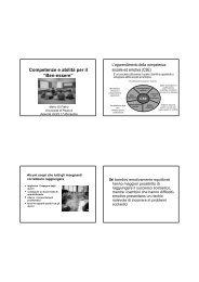 """Competenze e abilità per il """"ben-essere"""" - EpiCentro"""