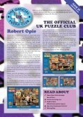 OFFICIAL PUZZLE CLUB SELECTED JIGSAWS - Jigsaw Puzzles - Page 2
