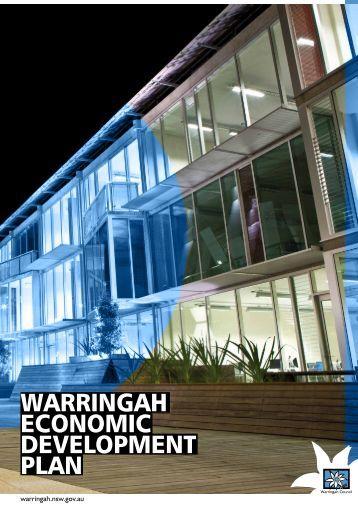 The Council's Economic Development Plan - Warringah Council ...