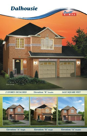 Dalhousie - Pratt New Homes Innisfil