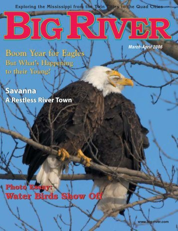 Big River Magazine, March-April 2006