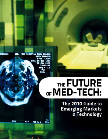 MDDFuture -- premium book 2009.qxd - Medical Device Daily