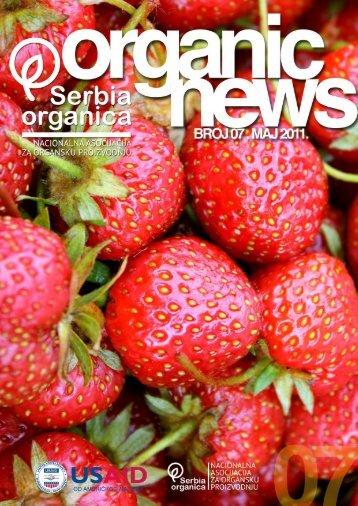 Organic news br 7 - savetodavstvo