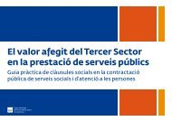 Guia pràctica de clàusules socials en la contractació pública de ...