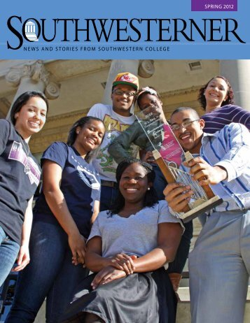 news and stories from southwestern college spring 2012