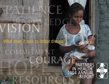 What does it take to defeat disease? - GiveWell