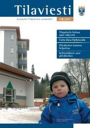 Tilaviesti 2/2007 - Jyväskylän kaupunki