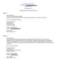 complete listing (revised 5/9/12) - Ad Club of Toledo