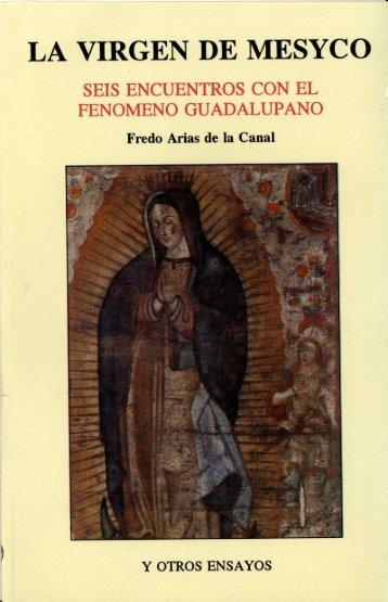 LA VIRGEN DE MESYCO - Frente de Afirmación Hispanista