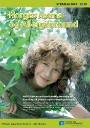 Strategi 2010 – 2019 - Norges Astma- og Allergiforbund