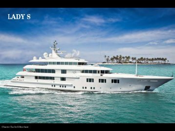M/Y Lady S - Paradise Yacht Charters