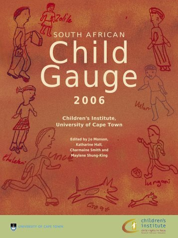 South African Child Gauge - Children's Institute