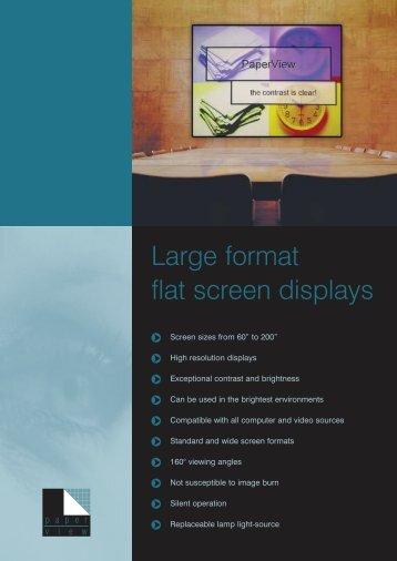 Paperview brochure Final.qxd