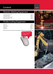 Profile Cutting Equipment - Lincoln Electric